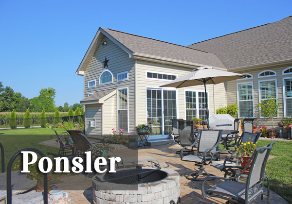 Ponsler Addition   ♦   Swansea, Illinois