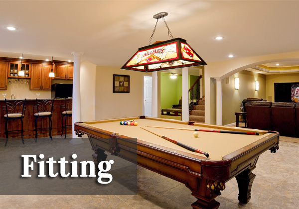 Fitting Basement   ♦   Belleville, Illinois