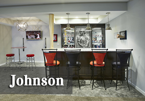 Johnson Basement   ♦   Troy, Illinois