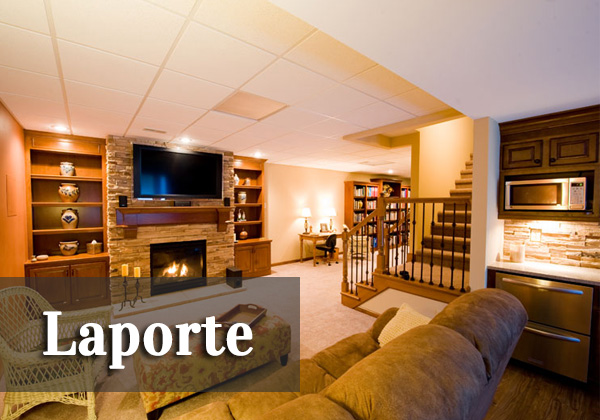Laporte Basement   ♦   Trenton, Illinois