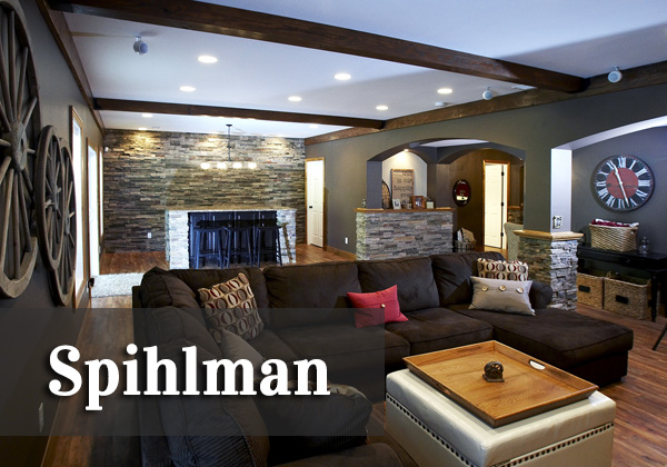 Spihlman Basement   ♦   O'Fallon, Illinois