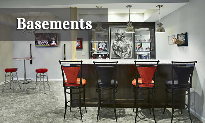 Fulford Home Remodeling Offers Quality Basement Remodels