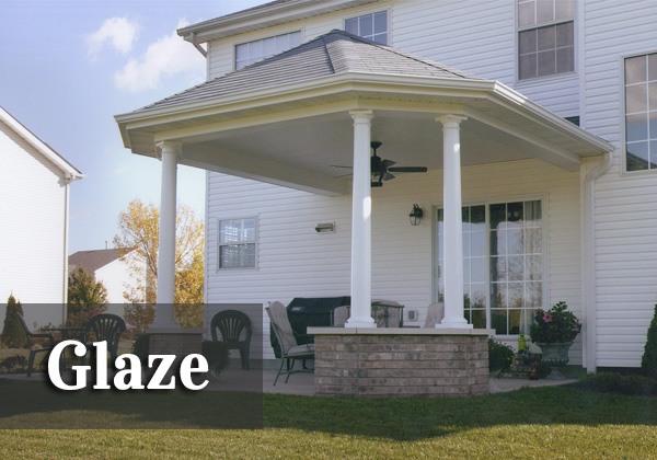 Glaze Patio Cover   ♦   Belleville, Illinois