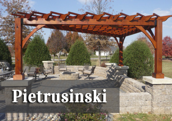 Pietrusinski Outdoor Space   ♦   O'Fallon, Illinois