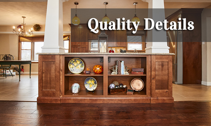 Fulford Home Remodeling Offers Quality Details on All Remodels